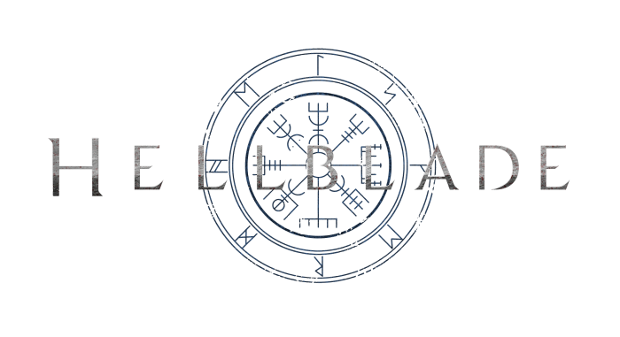 Hellblade logo.