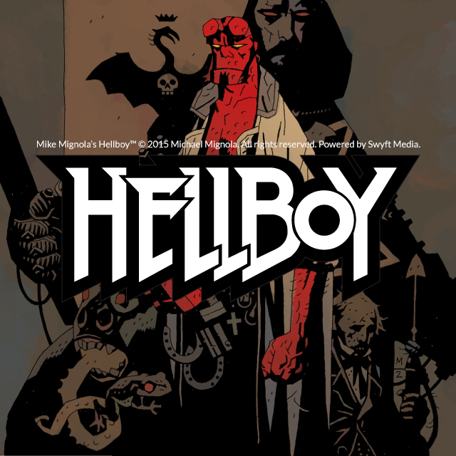 Check Out the Hellboy Clipart Package in the PicsArt Shop.