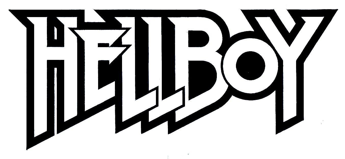 Hellboy Logo in 2019.