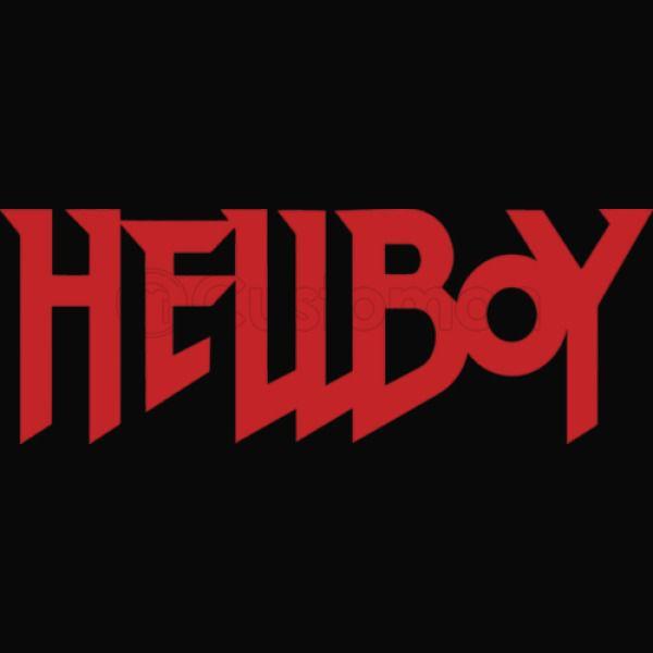 Hellboy Logo Thong.