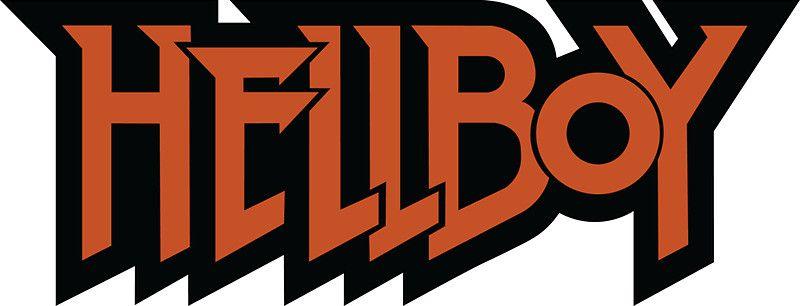Hellboy logo.