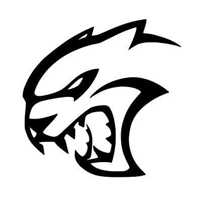 Srt hellcat Logos.