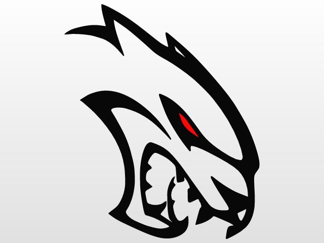 Hellcat logo.