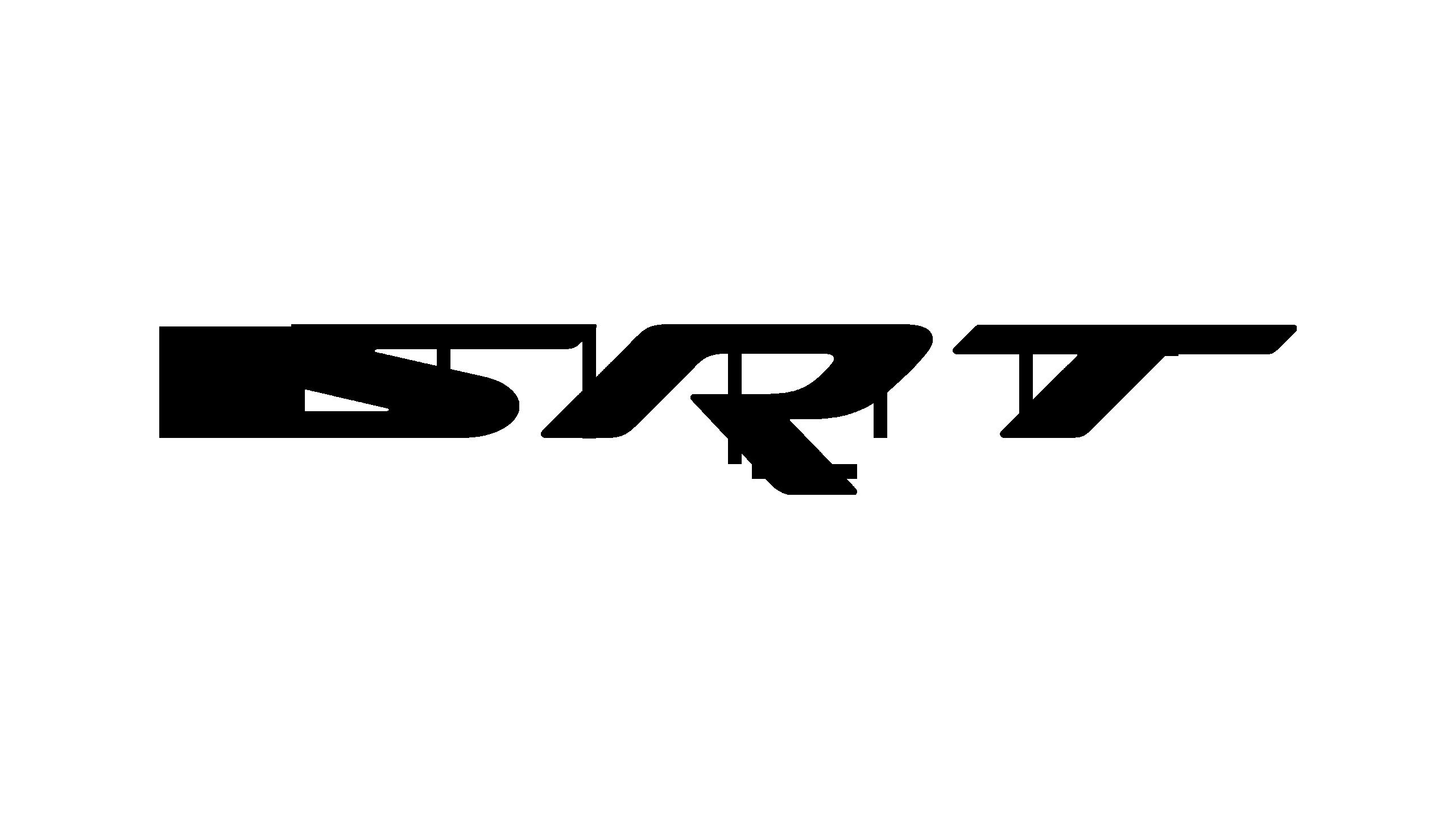 Dodge SRT Logo, Hellcat, Super Bee, HD Png, Information.