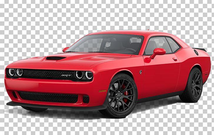 2016 Dodge Challenger Chrysler Car Dodge Challenger SRT Hellcat PNG.