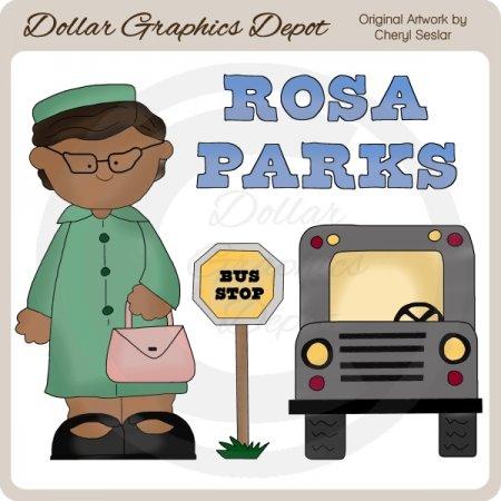 Rosa Parks Clipart & Rosa Parks Clip Art Images.