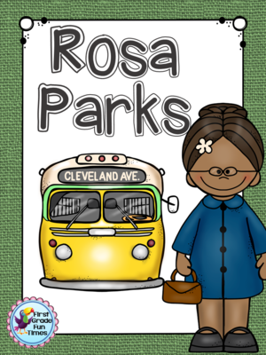 Rosa parks clipart clipground for Rosa parks bus coloring page