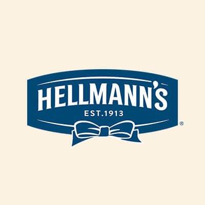 Hellmann\'s.