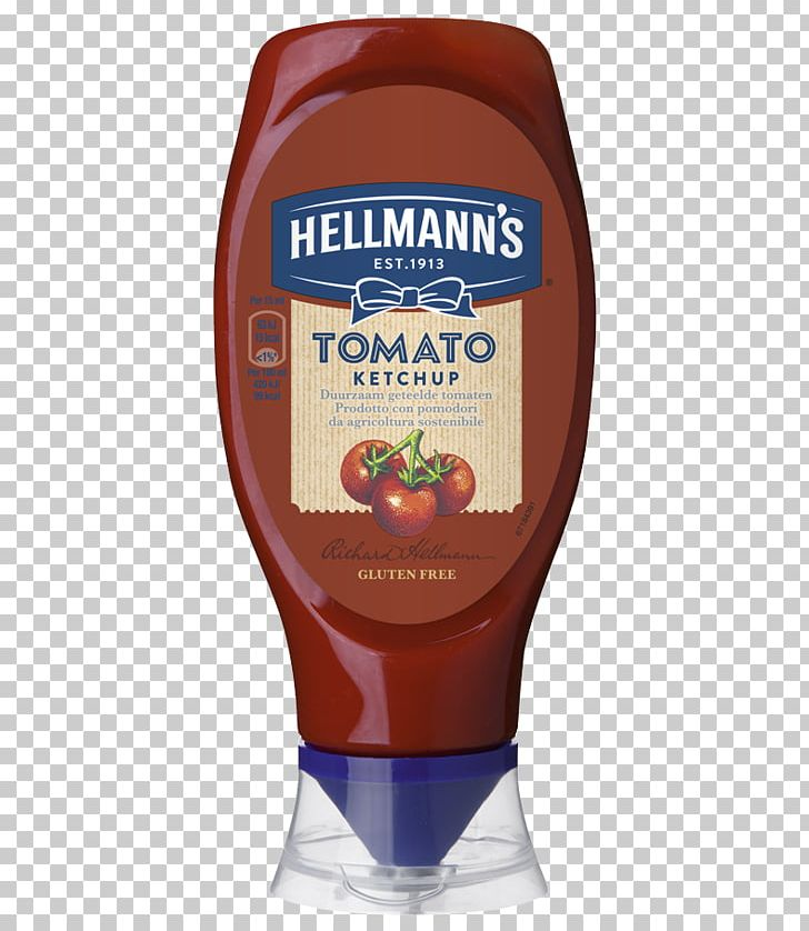 Hellmann\'s And Best Foods Ketchup Barbecue Sauce Mustard PNG.