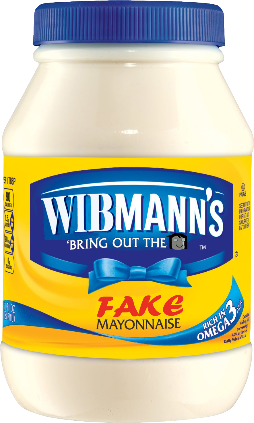 HD Hellmann's Real Mayo , Png Download.
