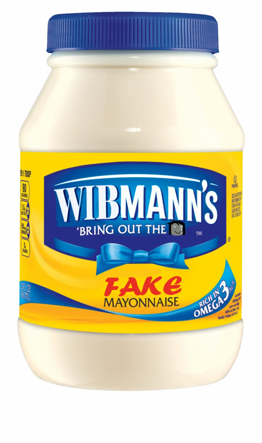 Hellmann's Real Mayo , Png Download.