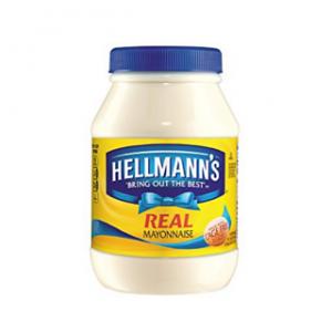 Target Sale: Hellman's Mayonnaise.
