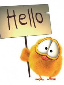 Hello Clipart & Hello Clip Art Images.