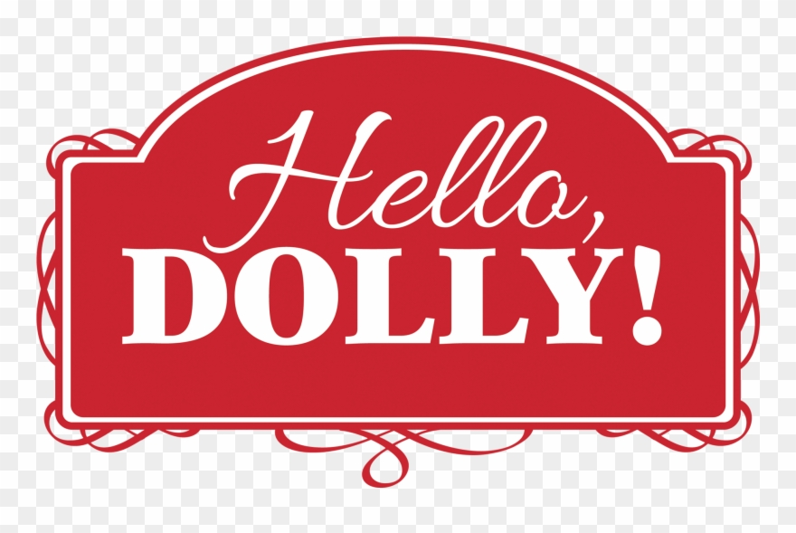 Encore Magazine First Things Hello Dolly September Clipart.