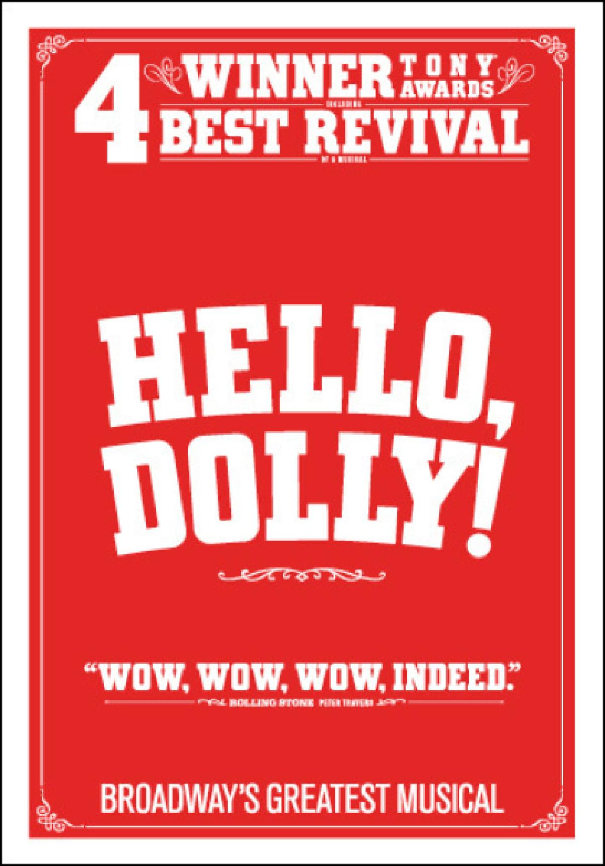 Hello, Dolly! tickets.