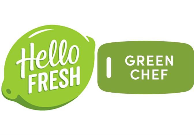 HelloFresh Logo.