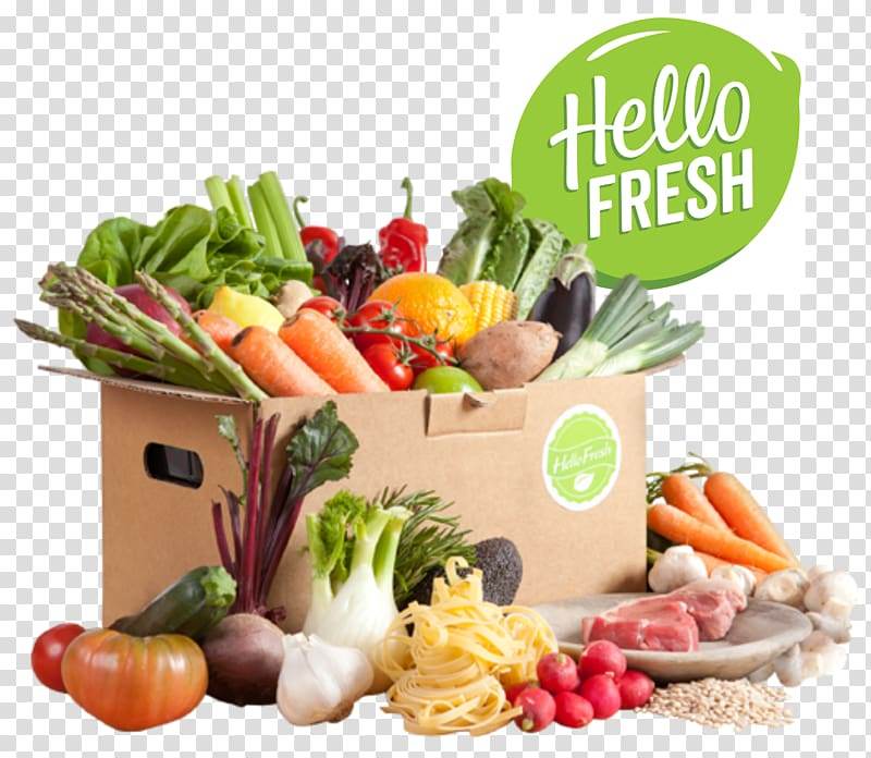 Assorted fruits illustration, Organic food Meal delivery.
