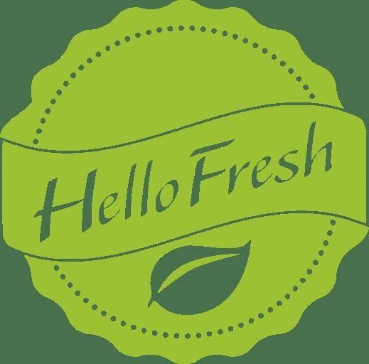 Hellofresh Logo transparent PNG.