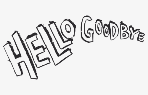 Free Goodbye Clip Art with No Background.