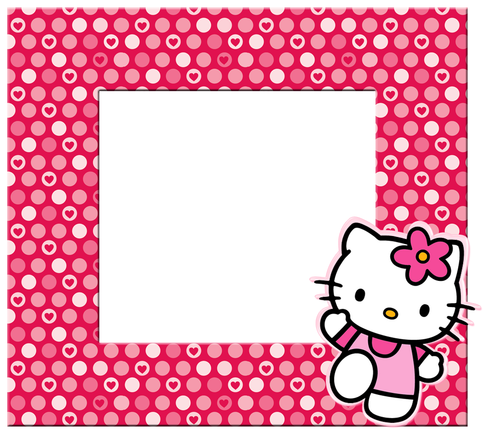 Hello Kitty: Borders, Images and Backgrounds..