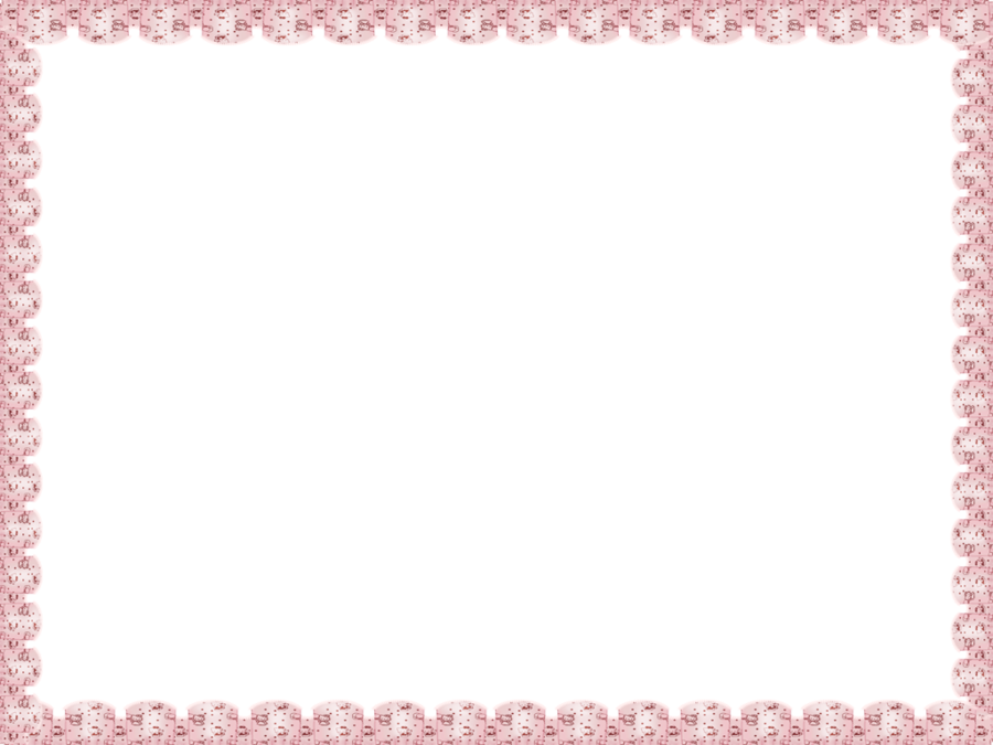 Hello Kitty Border clipart.