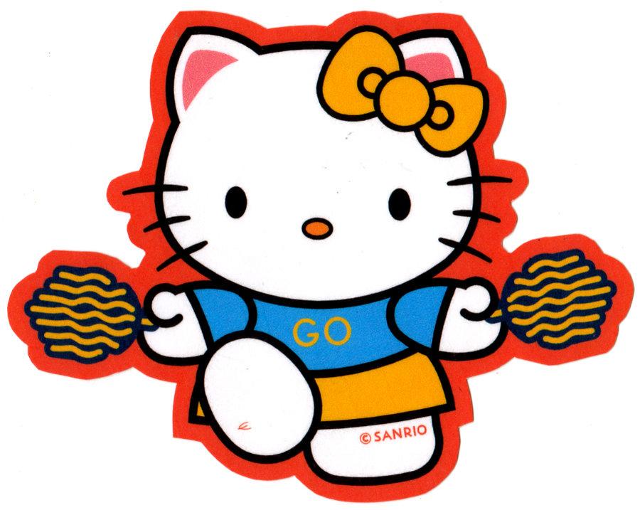 Hello Kitty 1.