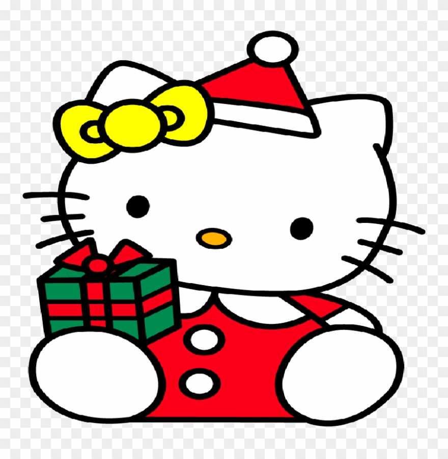 Hello Kitty Christmas Pictures.
