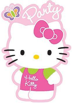 Free Download Eggettuvego Hello Kitty Birthday Invitation Wording.