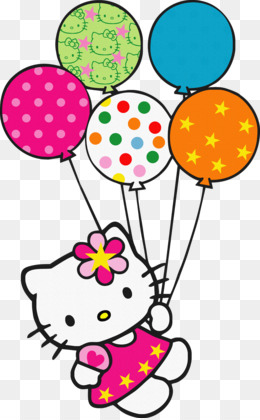 Hello Kitty Balloon PNG and Hello Kitty Balloon Transparent.