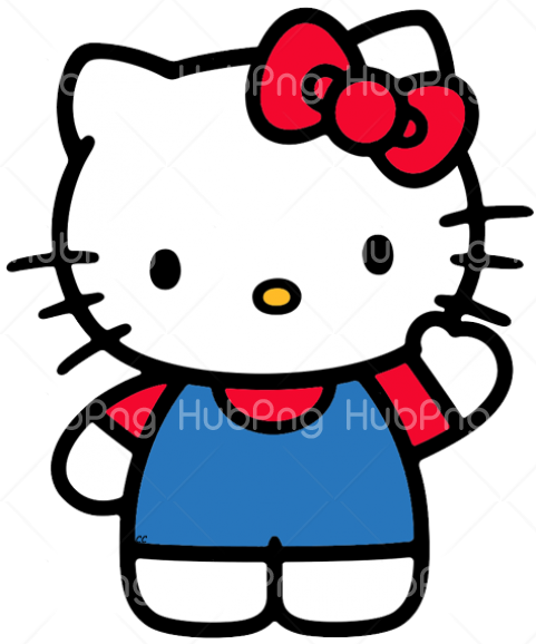 hello kitty png clipart Transparent Background Image for.