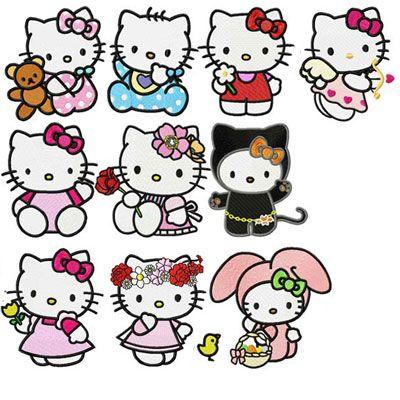 Hello Kitty Pack 1.
