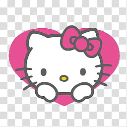 Pack De Iconos Hello Kitty, By; MinnieKawaiiTutos.