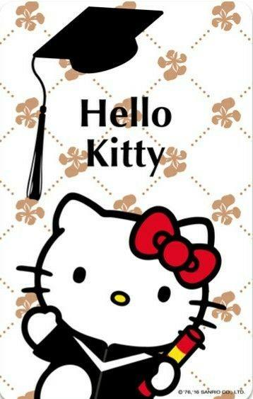 Hello Kitty / Graduate.