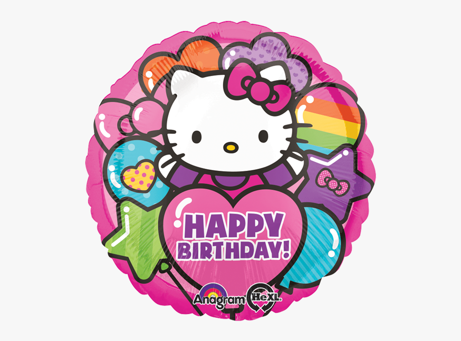 Happy Birthday Hello Kitty Meme.