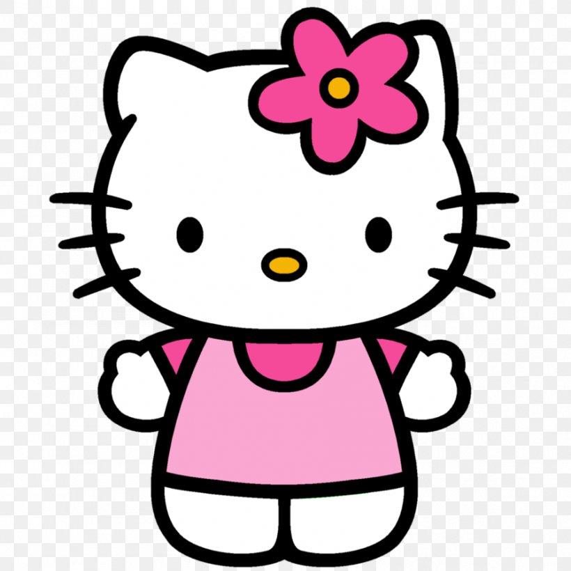 Hello Kitty Desktop Wallpaper Art Clip Art, PNG, 894x894px.