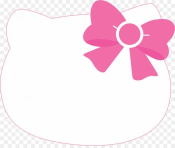 Hello Kitty Wedding invitation Party Birthday Banner.