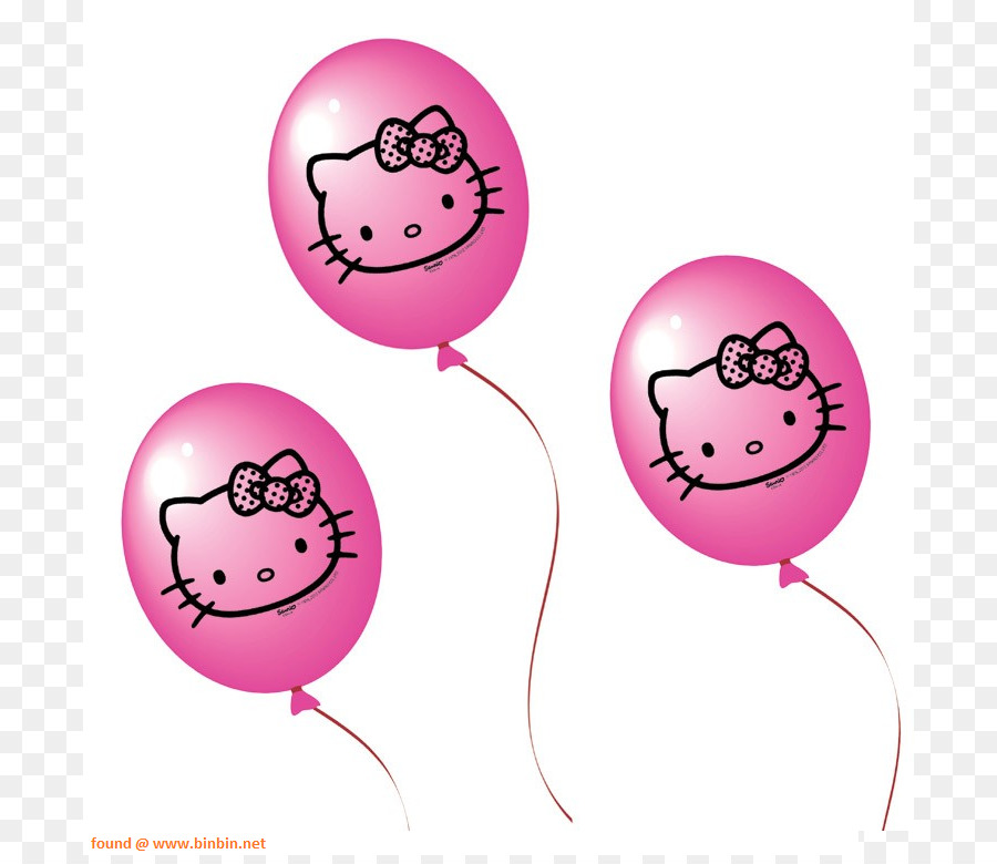 Hello kitty holding balloons clipart 2 » Clipart Station.