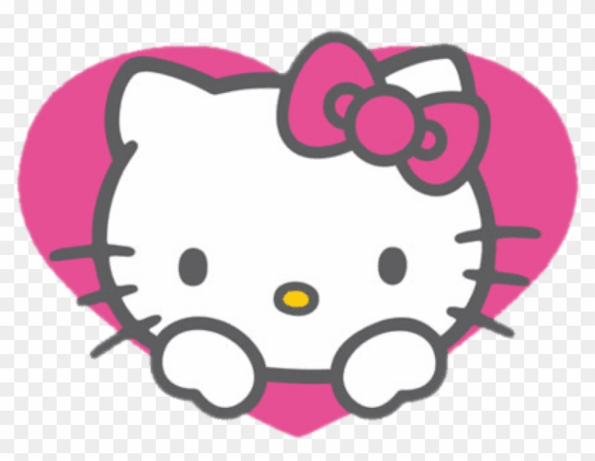 Free Png Download Hello Kitty Heart Png Images Background.