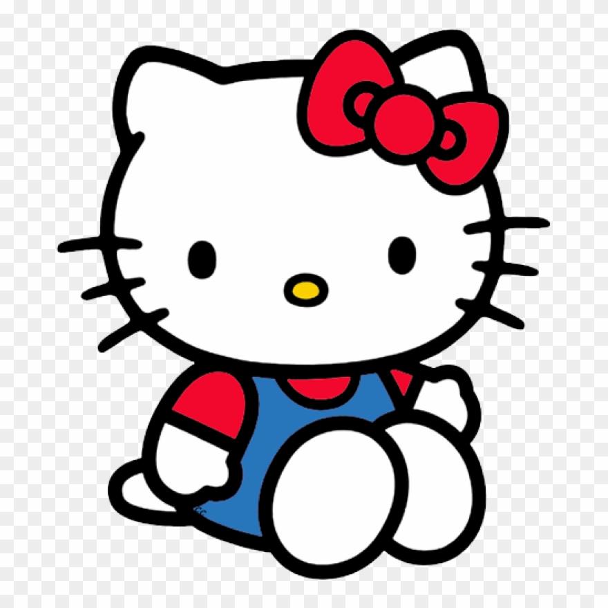 Permalink To Clipart Hello Kitty.