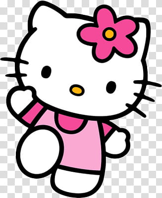 Hello kitty, Hello Kitty icon transparent background PNG.