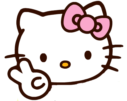 Download Free png Hello Kitty Png Icon Free Icons Clip Art.