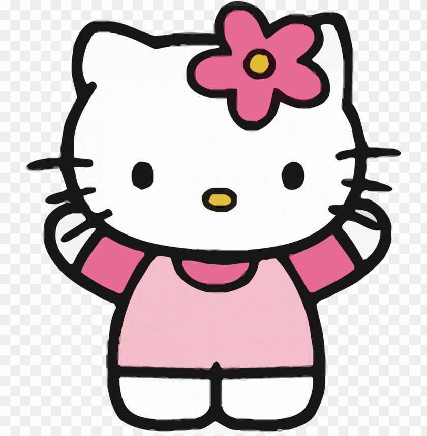 Download Hello Kitty clipart png photo.