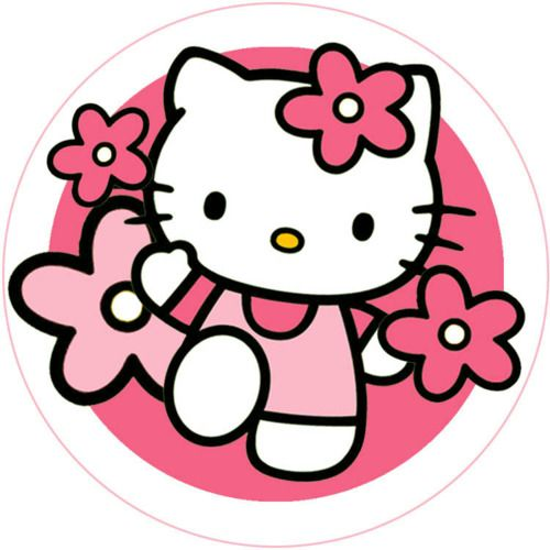 hello kitty party clipart #6