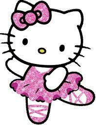 hello kitty party clipart #3