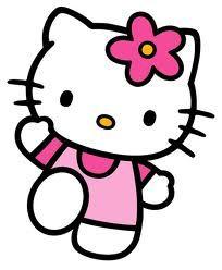 hello kitty party clipart #2