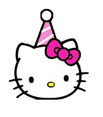 hello kitty party clipart #19