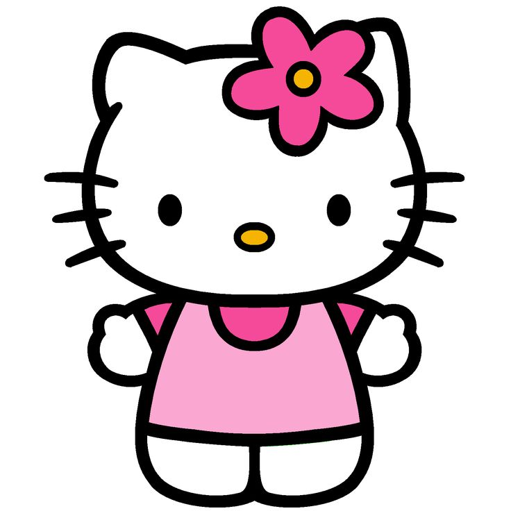 hello kitty party clipart #16