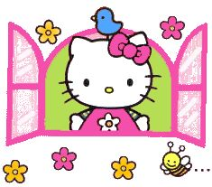 hello kitty party clipart #15