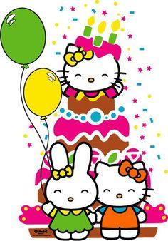 Happy Birthday Hello Kitty.