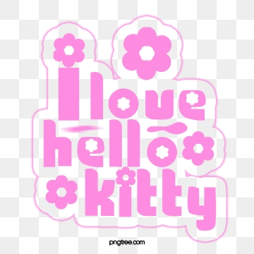 Hello Kitty PNG Images.